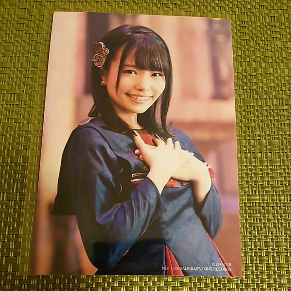 AKB48 HKT48 渕上舞 シュートサイン 通常 生写真 ライブ・総選挙グッズの画像