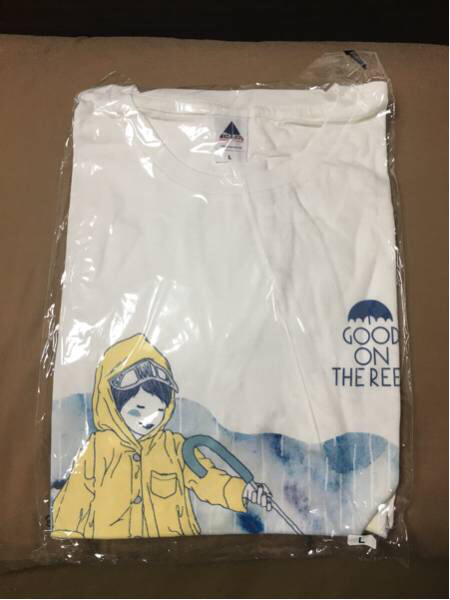 【新品未使用】GOOD ON THE REEL Tシャツ