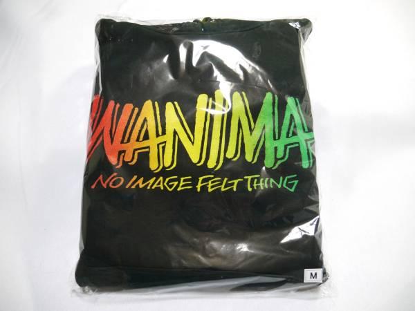 新品 WANIMA パーカー 黒(M) SMTMT フーディー さいたま