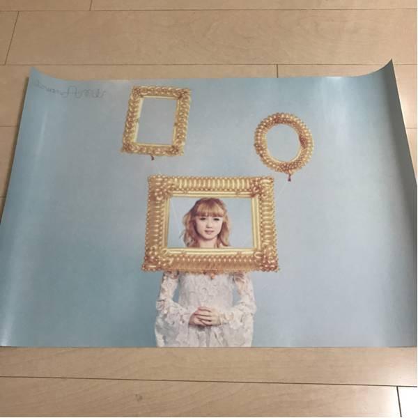 Dream Ami / はやく逢いたい / ポスター
