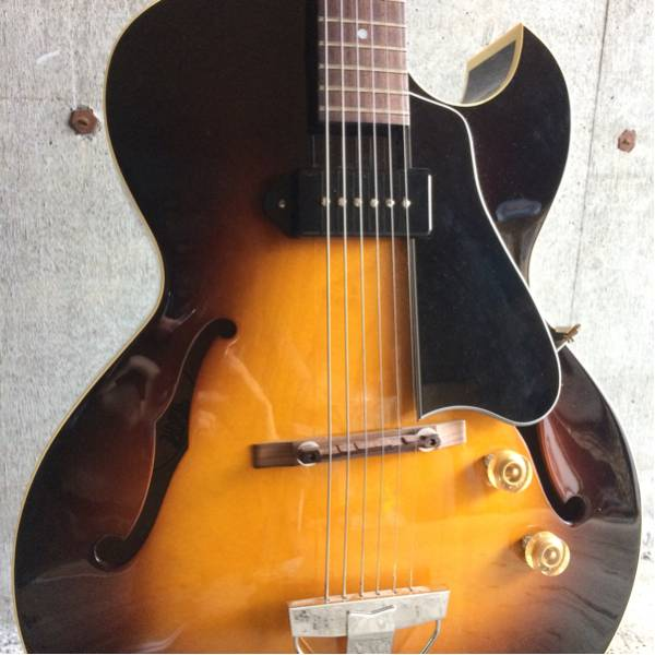 archtop tribute at101 フルアコ es 175 gibson