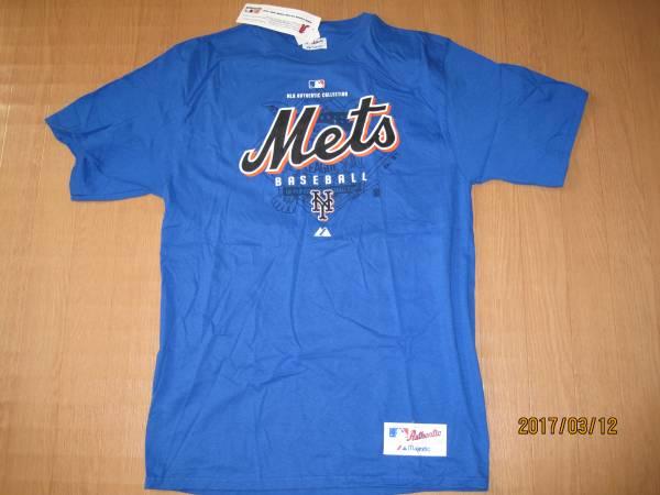 MLB ニューヨークメッツ オーセンティックコレクション Tシャツ グッズの画像