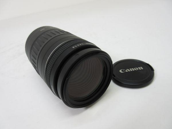 55☆Canon キャノン 90-300mm F/4.5-5.6 望遠ズーム 中古