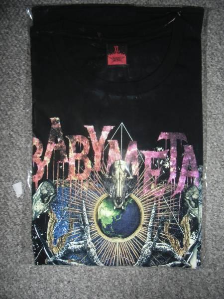 BABYMETAL「TOKYO DOME MEMORIAL -KxY-」TEE(XL)Tシャツ 東京ドーム ライブグッズの画像