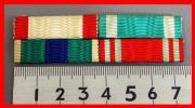 表彰歴章 略綬 徽章 バッジ 胸章 肩章 襟章 軍隊 勲章 記章