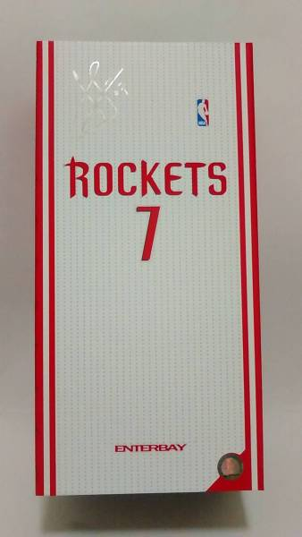 エンターベイ リアルマスターピース NBA ジェレミー・リン グッズの画像