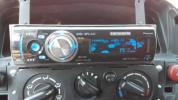 カロッツェリア DEH-P710 1din CDプレーヤー リモコン付