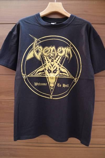 00S VENOM バンドTシャツ ビンテージ ロック メタル BLACK SABBATH MOTORHEAD NWOBHM