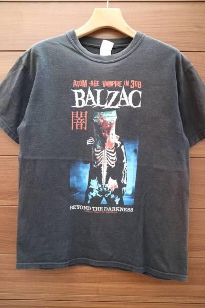 00S BALZAC バンドTシャツ ビンテージ パンクロック MISFITS DEVILOCK