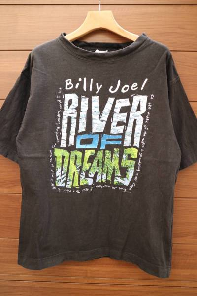90S BILLY JOEL バンドTシャツ ビンテージ ポップロック ELTON JHON GEORGE MICHAEL