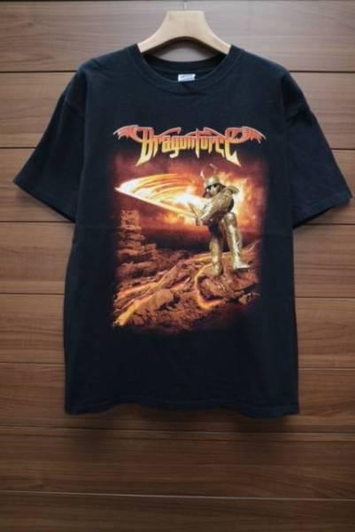 00S DRAGONFORCE バンドTシャツ ビンテージ メタル HALLOWEEN BABYMETAL