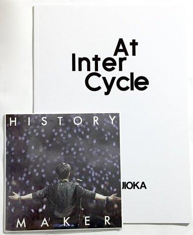【新品】 CD「History Maker at InterCycle」 DEAN FUJIOKA / (B5サイズ20pフォトブック)付き History Maker ディーン フジオカ