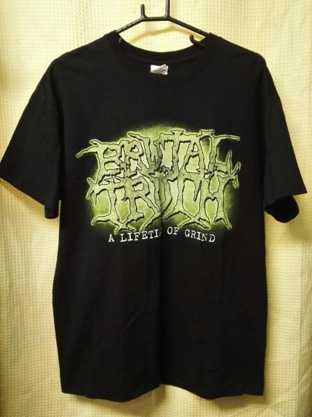 03 バンドTシャツ ブルータルトゥルース L