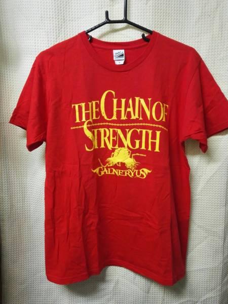 03 バンドTシャツ ガルネリウス 2012ツアー L