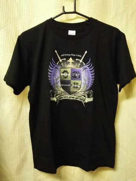 03 バンドTシャツ ピュアロックジャパンライブ2013 陰陽座 ガルネリウス サーベルタイガーetc M