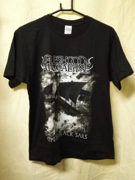 03 バンドTシャツ フレッシュゴッドアポカリプス 2015ツアー M