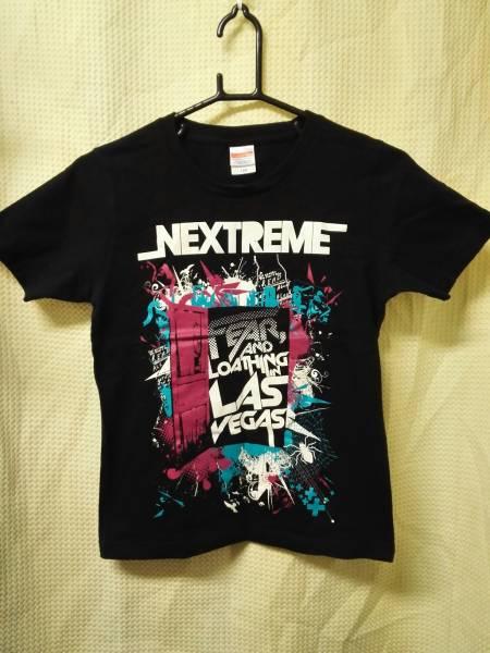 03 バンドTシャツ Fear,and Loathing in Las Vegas XS 2011サマーツアー 黒