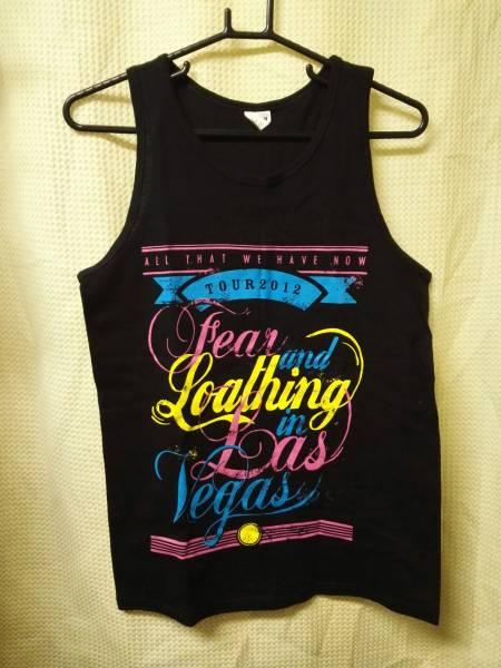 03 バンドTシャツ Fear,and Loathing in Las Vegas S タンクトップ 2012ツアー