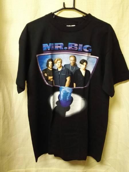 03 バンドTシャツ ミスタービッグ リッチーコッツェン在籍時 2000日本ツアー L