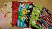 1円~引越処分★入園入学 キャラクター綿ヒッコリー、綿麻まと