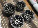 新品ワタナベ 15インチ Rタイプ 9.5J 10.5J 4本セット