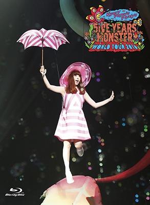 即決 きゃりーぱみゅぱみゅ KPP 5iVE YEARS MONSTER WORLD TOUR 2016 BD 初回 ライブグッズの画像