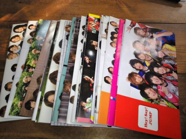 Hey!Say!JUMPファンクラブ会報 No0~35 !! コンサートグッズの画像