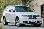【後期モデルのX3 Mスポーツ】BMWディーラー下取り車!Mスポエアロ・18インチアルミ・HDDナビ・ETC・車検2年付き車検料コミコミ価格です!