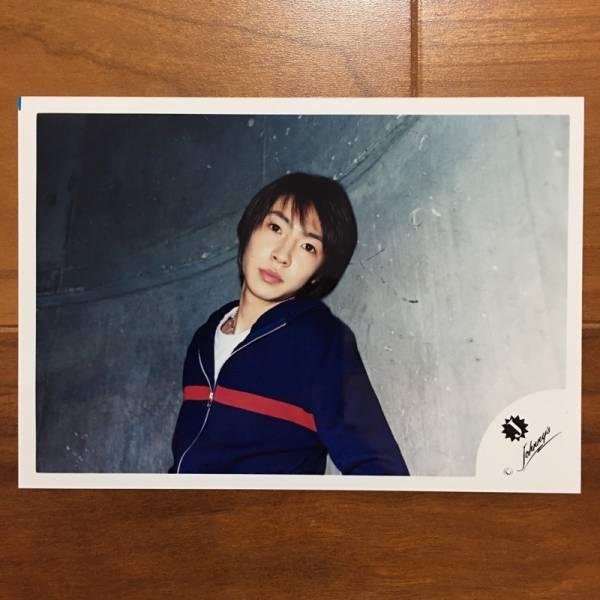即決¥1500★嵐 公式写真 2412★相葉雅紀 可愛い 貴重 Jr.時代 Jロゴ