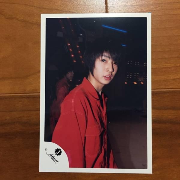 即決¥1500★嵐 公式写真 2436★相葉雅紀 可愛い 貴重 Jr.時代 Jロゴ