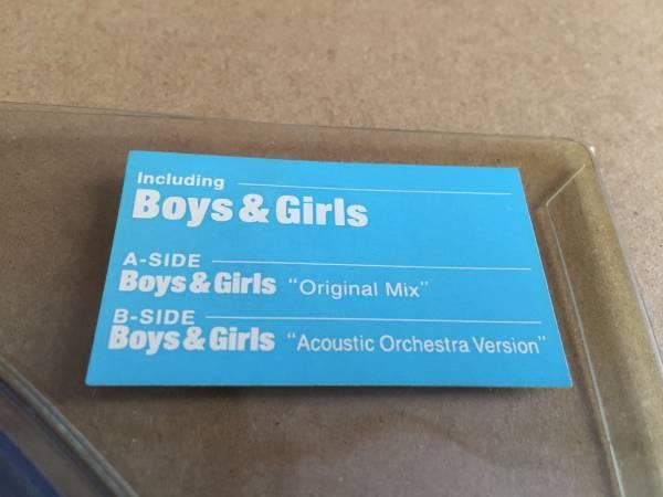 浜崎あゆみ / Boys & Girls ◆ 限定ピクチャー盤 未開封 12inchレコード