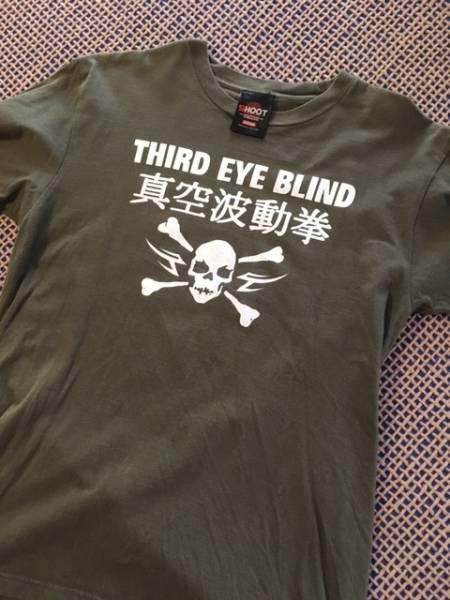 00S★THIRD EYE BLINDツアーTシャツ★サードアイブラインドサマソニフジロック
