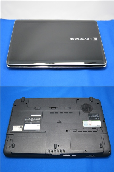 TOSHIBA dynabook TX/66HBL Windows Vista ノートパソコン  ◆54_画像2