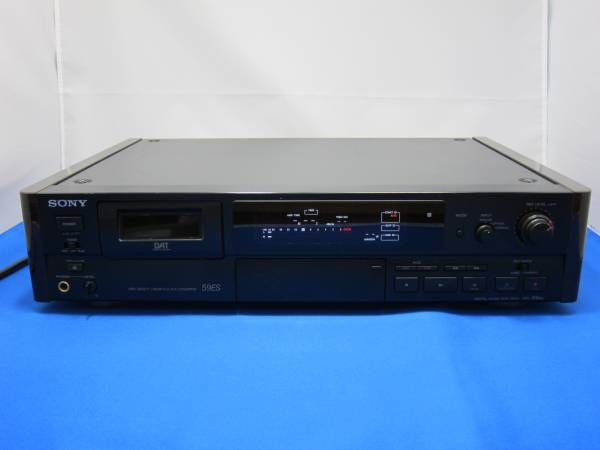 SONY DIGITAL AUDIO TAPE DECK DTC-59ES ◆59