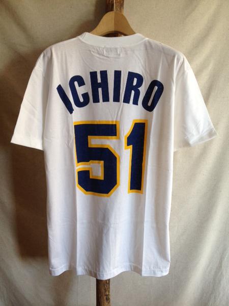【イチロー選手】Tシャツ サイズF オリックス プロ野球 ICHIRO 当時物