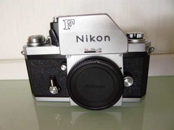 ニコン Nikon F 初期 フォトミック・フィルムカメラ