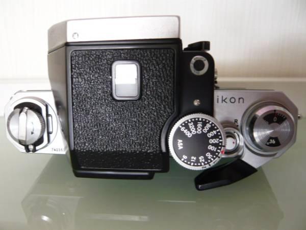 ニコン Nikon F 初期 フォトミック・フィルムカメラ_画像3