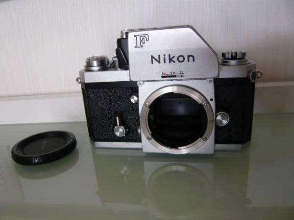 ニコン Nikon F 初期 フォトミック・フィルムカメラ_画像2