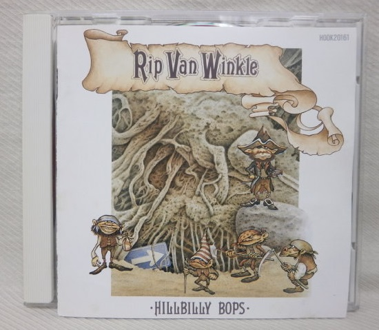 廃盤★ヒルビリーバップス / RIP VAN WINKLE ★HILLBILLY BOPS_画像1