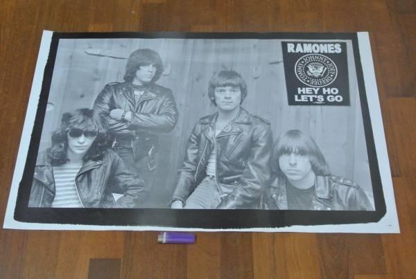 送料290●89cmポスター ラモーンズ Ramones punk mods パンクモッズ メタルrock ロック c