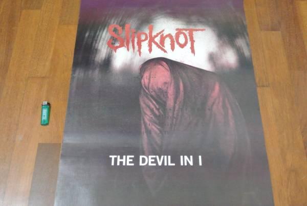 送料290円●新品 89cm ポスター スリップノット Slipknot ヘビーメタル metal a