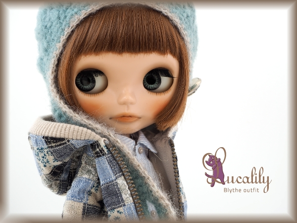 ** Blythe outfit ** Lucalily 523 **