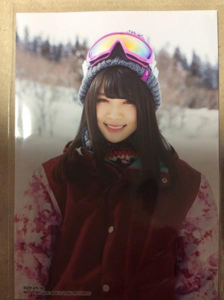奈良未遥 生写真 シュートサイン 通常盤 AKB48 NGT48 硬化ケース付き ライブ・総選挙グッズの画像