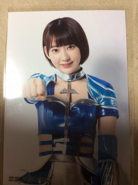 宮脇咲良 生写真 シュートサイン 通常盤 AKB48 HKT48 硬化ケース付き ライブ・総選挙グッズの画像