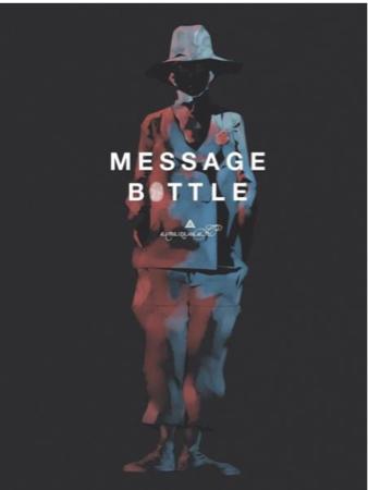Amazon限定 amazarashiメッセージボトル 完全生産限定盤 DVD付 MESSAGE BOTTLE Amazonオリジナルカレンダー(2017.4~2018.3)付) ライブグッズの画像