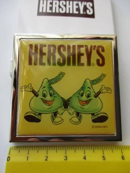 # with translation #HERSHEY*S/ is - She's # hand-mirror / mirror [ Kiss chocolate ②]