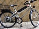 メルセデスベンツ ハイブリッドバイク hibrid bike