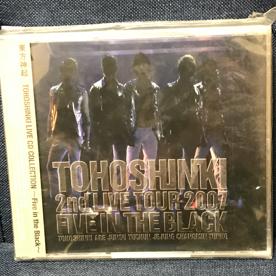 韓流 東方神起 [未開封] LIVE CDコレクション 3枚組 日本武道館ライブ ライブグッズの画像