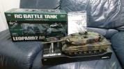 東京マルイ RC バトルタンク レオパルト2 A6 戦車