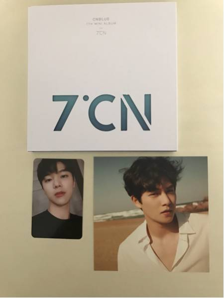 CNBLUE 「7℃N 」 CD ライブグッズの画像
